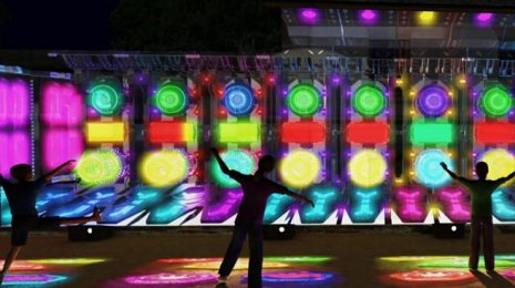 Vivid Sydney at The Rocks, MUSIC|box